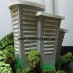 дом тоже хочет расти на газоне