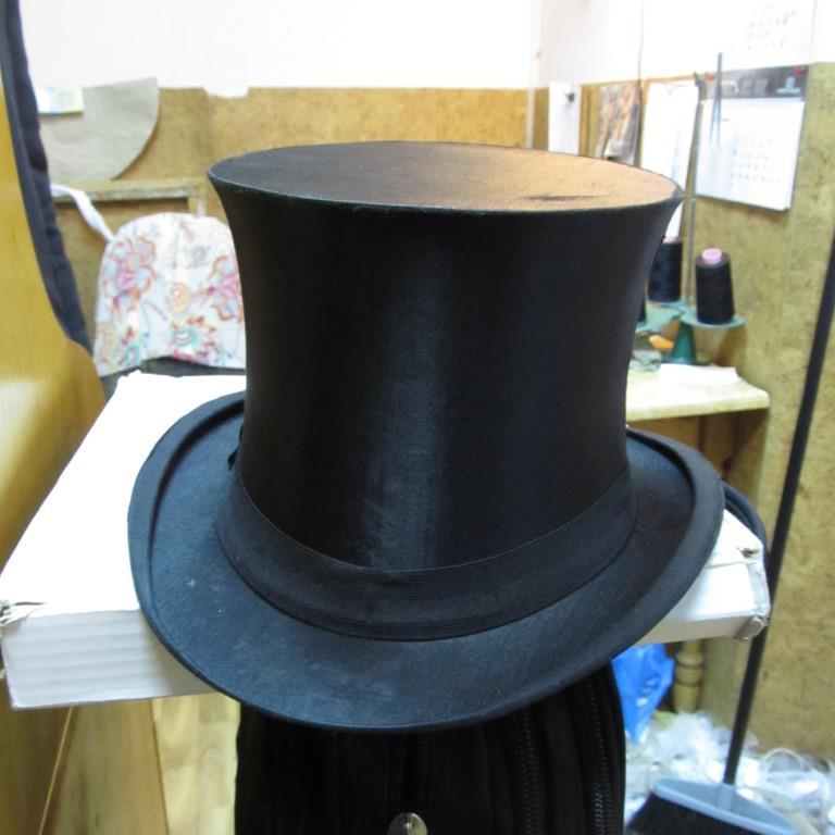 Шляпа для шапокляк своими руками 54